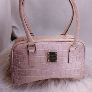 Authentic lavender Dooney & Bourke purse handbag